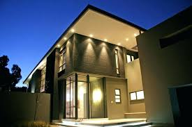 outdoor under eave lighting under eave lighting exterior home lighting ideas outdoor house