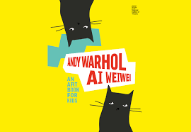 kid u0027s wear andy warhol ai weiwei art book kids