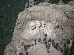 mt rushmore friday photo mount rushmore from a bonanza air facts journal