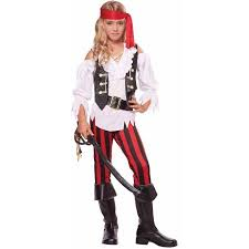Kids Halloween Costumes Girls Posh Pirate Girls U0027 Child Halloween Costume Walmart