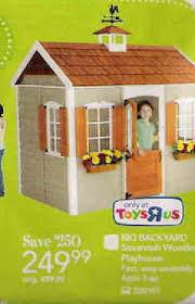 Backyard Cedar Playhouse by Triyae Com U003d Big Backyard Bayberry Playhouse Various Design