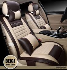 seat covers for cadillac srx aliexpress com buy babaai brand leather car seat cover for