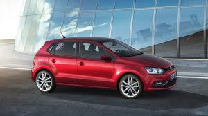 Volkswagen Polo High Definition Background