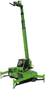 rotary telehandler 8375 lbs rental lou tec