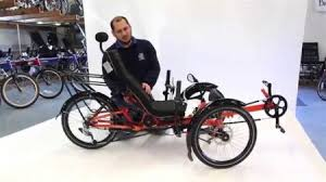 Recliner Bicycle by About Recumbent Bikes Bicycle