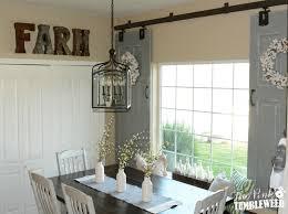 Barn Door Ideas For Bathroom 25 Best Door Window Treatments Ideas On Pinterest Closet Door