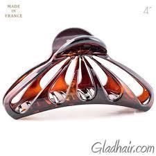 plastic hair tortoise plastic hair clip gladhair