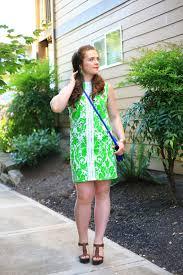 diy lilly pulitzer ey bright shift dress create enjoy