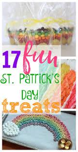 17 fun st patrick u0027s day treats for kids