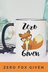 fox mug 25 einzigartige zero fox given ideen auf pinterest kaffeetassen