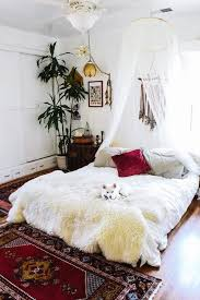 Bohemian Bed Canopy Bohemian Bedroom Ideas To Inspire You This Fall