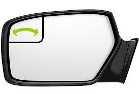 Where To Install Blind Spot Mirror Precut U0026 Custom Side View Mirror Solutions Burco Inc
