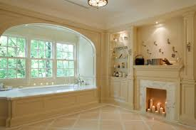glass bathroom shelves bathroom nice candle decorating ideas with beige fireplace mantel