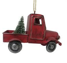 living series name truck ornament unlit unlit