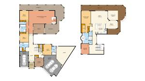 Colored Floor Plans by Floor Plan Redraw Service U2013 Boxbrownie Com