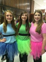 Powerpuff Girls Halloween Costumes Powerpuff Girls Costumes Style Powerpuff Girls