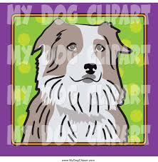 australian shepherd clipart dog clipart new stock dog designs by some of the best online 3d