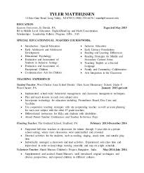45 Best Teacher Resumes Images by Lead Teacher Resume Marvellous Best Teacher Resume Example