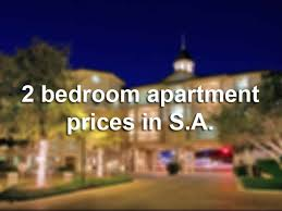 1 Bedroom Apartments San Antonio San Antonio Area Rent Prices For A 2 Bedroom Unit San Antonio