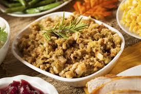 vegetarian thanksgiving stuffing episode 594 dressing vs stuffing the splendid table