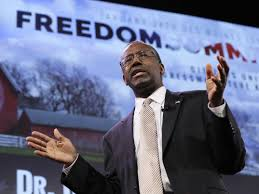 ben carson presidential bid ben carson launches 2016 caign with eminem remix business insider