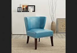 Blue Leather Chair Ikea Lounge Chair Accent Chairs Under And Ottoman Sets Arm Wayfair