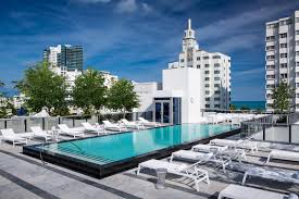 bentley hotel miami miami rooftop pool swim kaskades hotel south beach