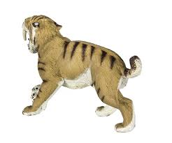 pl saber tooth tiger amazon co uk toys u0026 games