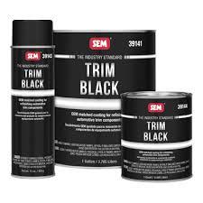 trim paints refinish sem products