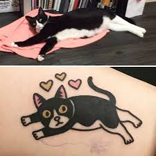 adorable pet tattoos by a seoul based tattooist vuing com