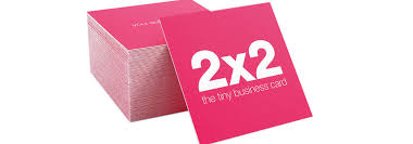get noticed with unique shaped business cards primoprint