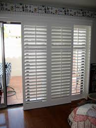 nice white square modern plastic patio door blinds stained ideas