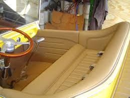 Custom Car Interior Upholstery Frank U0027s Rods Upholstery Ford T Bucket Custom Leather