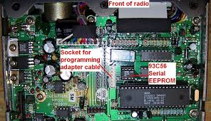 programming the maxon sm 4150m or the ge monogram mobile radios