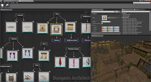 dungeon architect unreal engine 4 code respawn