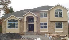 Stucco Homes Pictures Stucco Stone Stone Veneer And Stucco Exterior Pictures North Star