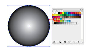 tutorial illustrator gradient how to create a radial mesh in illustrator and make a vector cd