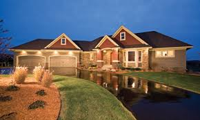 House With 4 Bedrooms Beautiful Ranch House Plans With Car Garage Plan Remarkable Ideas