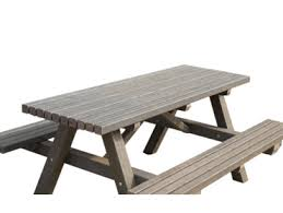 recycled plastic outdoor furniture from integrated recycling