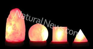 Usb Light Usb Powered Led Himalayan Salt Lamp Natural Shape U2013 Health Ranger