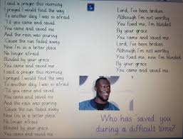 Who Wrote Blinded By The Light Lyrics Gsap Stormzy1 Twitter