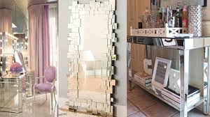 Mirrored Furniture Diy Mirrored Furniture Diy Room Decor Easy Crafts Ideas At Home