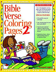 creative designs gospel light coloring pages bible verse coloring