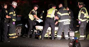 life saved on camera overdose patient crashes car found passed