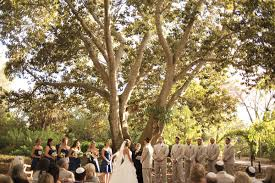 outdoor wedding venues az outdoor wedding trends plant a memory favors gifts