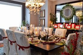 christmas dinner table setting elegant christmas table decorations for 2016 easyday