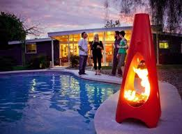 Modern Firepit Modfire Midcentury Modern Style Pits Made In The Usa