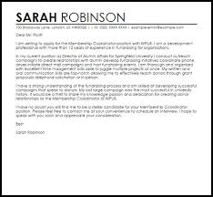 cover letter for fundraising donation letter template ideas