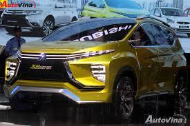 mitsubishi xm concept vms 2017 mitsubishi xm concept u2013 u201cđốn tim u201d nhiều tín đồ yêu xe