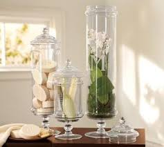 Bathroom Apothecary Jar Ideas Colors Diy Dollar Store Apothecary Jars These Would Be Great For